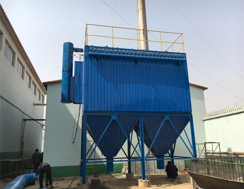 生物質鍋爐除塵器