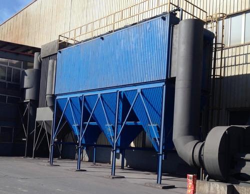 燃煤鍋爐除塵器